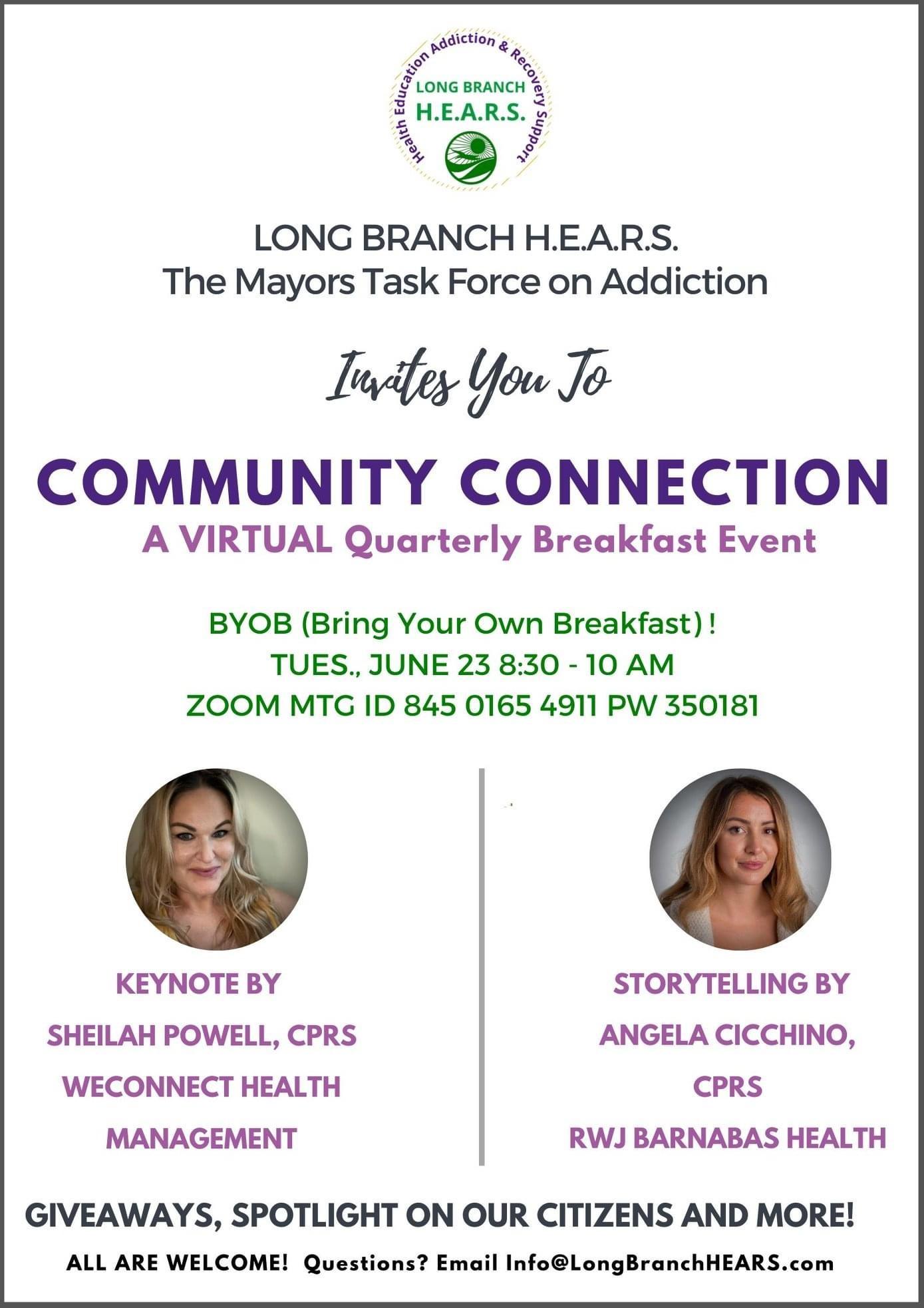 community-breeakfast
